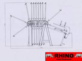 RHINO ROTARY DOOR ASSEMBLY SYSTEM *ON SALE SECURE NOW FOR NY DELIVERY* - picture19' - Click to enlarge