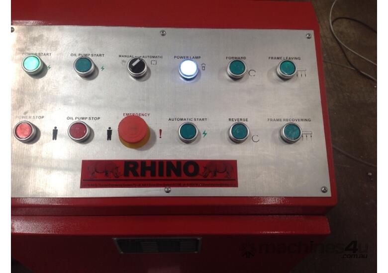 RHINO ROTARY DOOR ASSEMBLY SYSTEM *ON SALE SECURE NOW FOR NY DELIVERY*