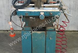 Elumatec Aluminium Saw for sale - ELUMATEC V Notch