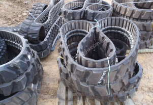 Custom Built Excavator Rubber Tracks NEW