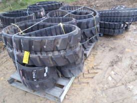 Excavator Rubber Tracks NEW  - picture1' - Click to enlarge