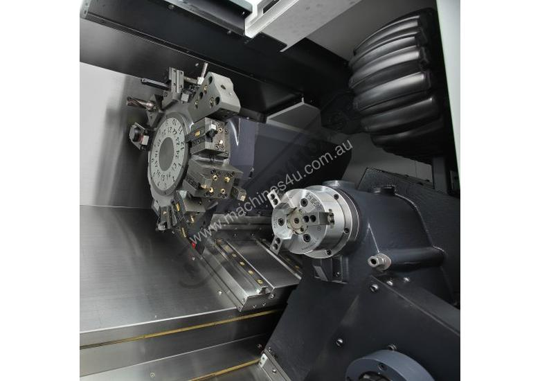 LYNX 2100 CNC Turning Centres Series Details