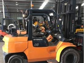 Used LPG Toyota 7FG40 forklift - picture0' - Click to enlarge