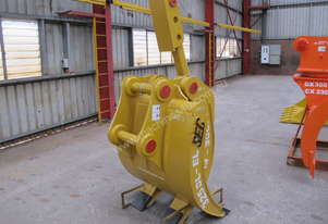 Brand New SEC 25ton Mechanical Grapple CAT325