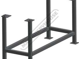 FR60120-M CertiFlat fabRack - Leg Kit Suits 600 x 1200mm fabBLOCK Welding Table Top 860mm Table Heig - picture0' - Click to enlarge