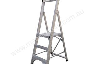 0.9M ALUMINIUM PLATFORM STEP LADDER