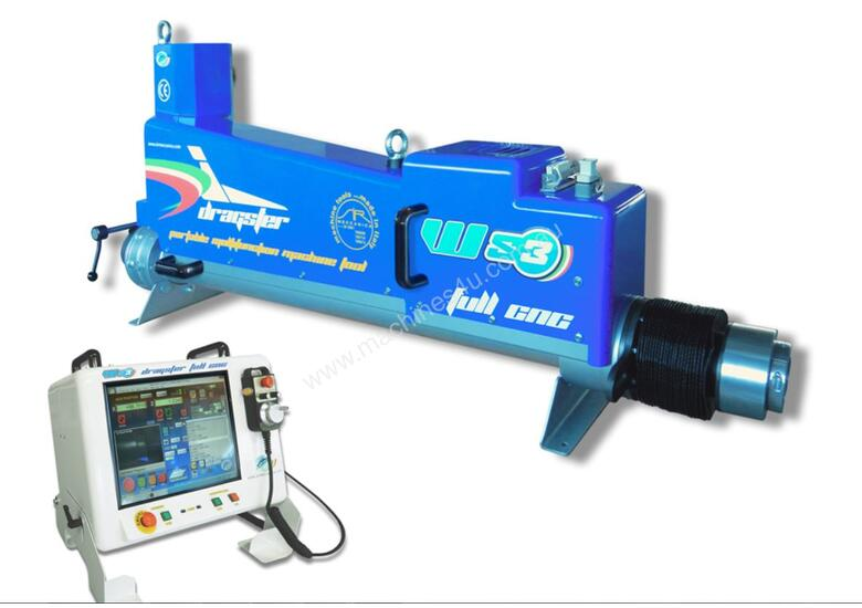 110mm~600mm FULL CNC portable multi-function line borer