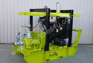 HEAVY DUTY DIESEL DRIVEN SAND/SLUDGE/SLURRY PUMP