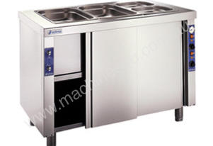 Edesa 1200mm Wide Bain Marie - Hot Cupboard Under
