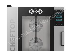 Unox Cheftop 7 Tray GN1/1 Mind.Maps Plus Gas Combi