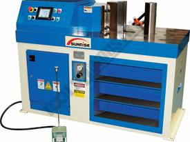 Sunrise 75t Horizontal Bender - picture0' - Click to enlarge