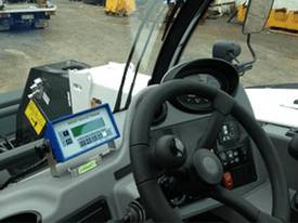 Forklift Scale: Weight Master Totaliser - picture1' - Click to enlarge
