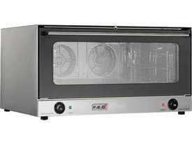 F.E.D. YXD-8A-3 Convectmax 3 Tray 600 x 400mm Convection Oven - picture1' - Click to enlarge