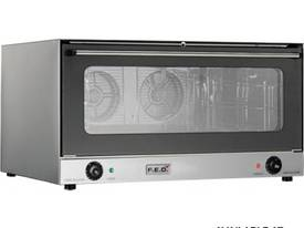 F.E.D. YXD-8A-3 Convectmax 3 Tray 600 x 400mm Convection Oven - picture0' - Click to enlarge