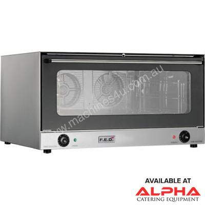 F.E.D. YXD-8A-3 Convectmax 3 Tray 600 x 400mm Convection Oven