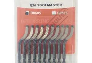 E100 Deburring Tool - Blades Overall Length - 47.5mm 10 x HSS Blades Per Pack