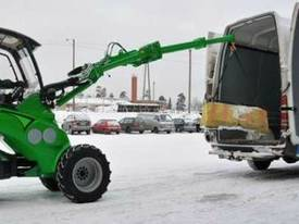 AVANT TELESCOPING JIB BOOM - picture1' - Click to enlarge