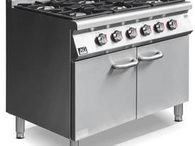 6 Burner Gas Stove/Cook Top (Natural Gas)