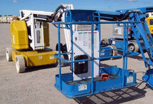 Z-34/22N BATTERY POWERED KNUCKLE BOOM LIFT