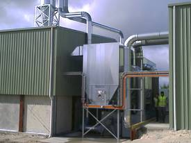 Airtight Solutions Cyclone dust collector