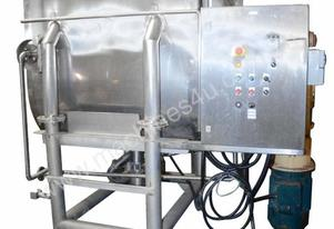 Cook Mix - Paddle Mixer / Blender (Jacketed, Singl