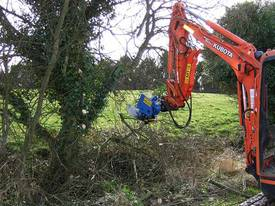 Slanetrac HS-75 Excavator Saw Head Attachment  - picture9' - Click to enlarge