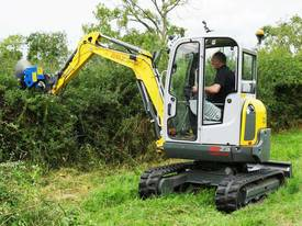 Slanetrac HS-75 Excavator Saw Head Attachment  - picture3' - Click to enlarge