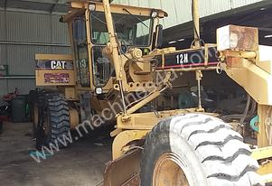 Caterpillar CAT 12 H GRADER