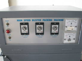 Blister Packing Packaging Machine - picture3' - Click to enlarge
