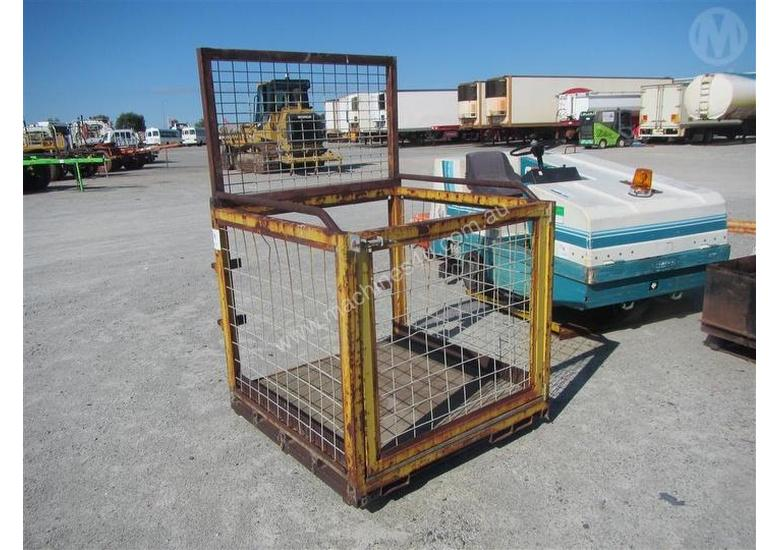 Used Custom MAN CAGE Storage Bins in PERTH INTERNATIONAL AIRPORT, WA