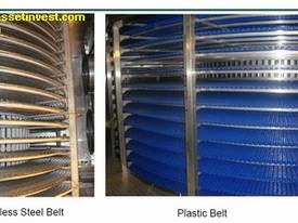 NEW COMPACT Spiral Freezers, Coolers, Spiral Conve - picture0' - Click to enlarge