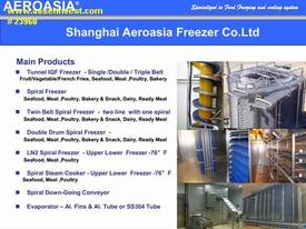 NEW COMPACT Spiral Freezers, Coolers, Spiral Conve - picture2' - Click to enlarge