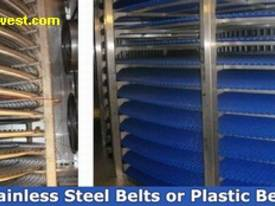 NEW COMPACT Spiral Freezers, Coolers, Spiral Conve - picture12' - Click to enlarge