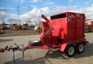 Prochip   100C Woodchipper