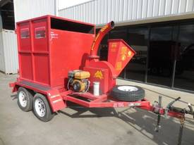 Prochip 100C Woodchipper - picture4' - Click to enlarge