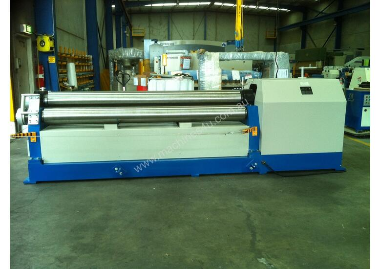 2550mm x 12mm With Stub Extension Rollers