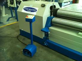2550mm x 12mm With Stub Extension Rollers - picture6' - Click to enlarge