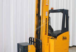 Jungheinrich ETV 114 Electric Reach Truck