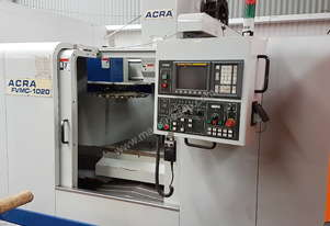 ACRA FVMC1020 Vertical Machining Center