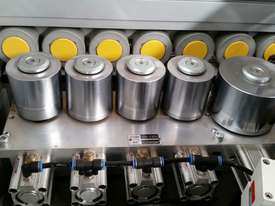 NANXING Auto Edgebander w/ Pre-milling, Pre-melt, Corner Rounding   NB7PCG   26m/min - picture0' - Click to enlarge