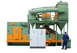 PeddiBlast Shot Blasting Machine