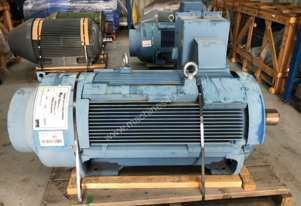 220kw 6 pole 991rpm 415v Teco Electric Motor