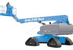 Genie S-65 Trax Self Propelled Telescopic Boom Lift