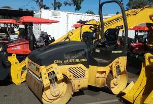 BOMAG BW120AD-4 TWIN DRUM ROLLER