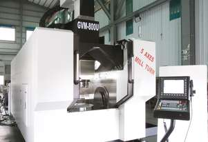 Gantry Type 5 Axis Multi-tasking CNC Turn Mill