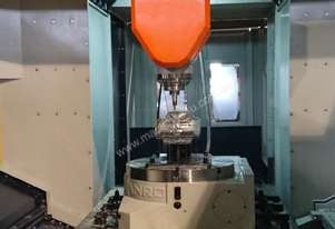 Quick Delivery 5 Axis Double Column