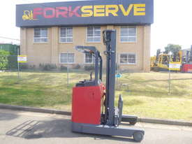 Refurbished Nichiyu Electric Reach Truck, 7.3 Metre lift, Battery with Warranty  - picture0' - Click to enlarge