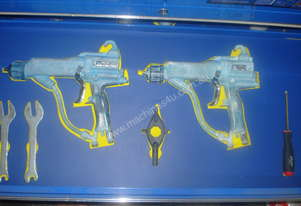 Graco Electrostatic Spray guns/ Pro Xs 4