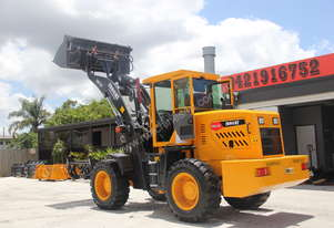 Wheel loader SM118  118HP 8.5 Tons  FREE Bucket 4 in 1+Forklift and 3 years warranty
