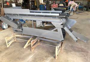 Richards CONVEYOR BELT FEEDER